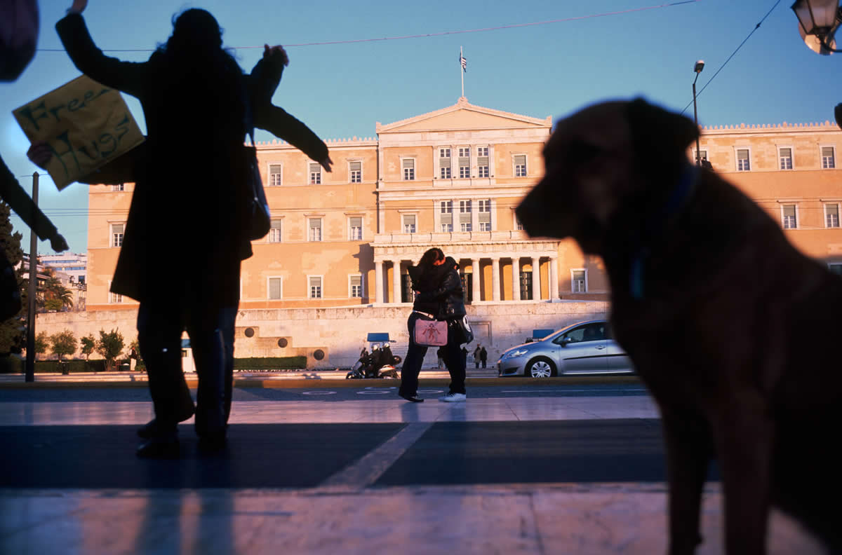 THE GLORIOUS CITY | Photographs from Athens