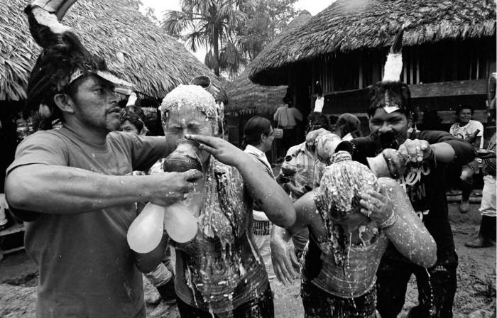 SARAYAKU, THE PEOPLE OF THE ZENITH Photographs from the Uyantza festival in Ecuadorian Amazonia