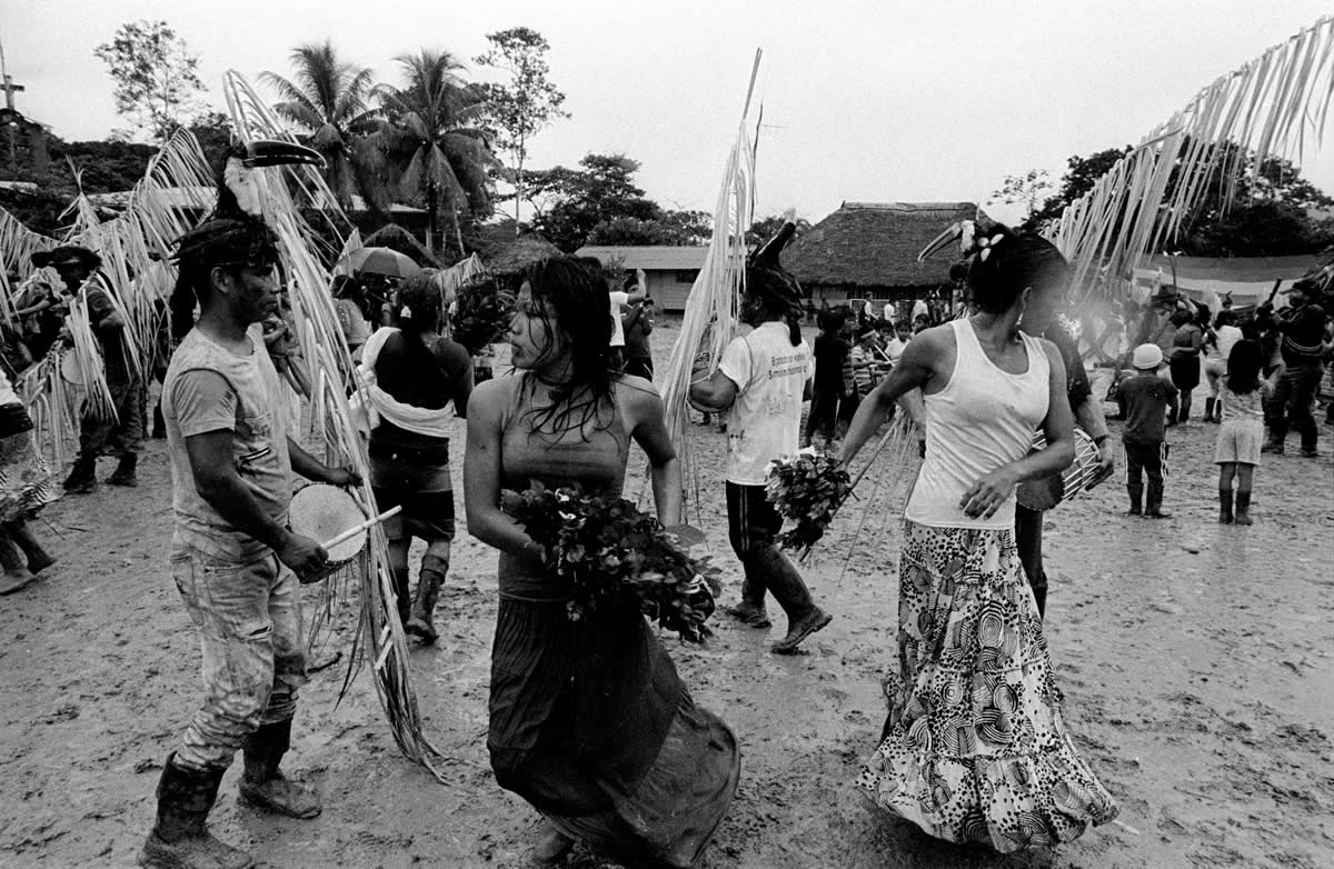 SARAYAKU, THE PEOPLE OF THE ZENITH | Photographs from the Uyantza festival in Ecuadorian Amazonia